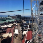 V&A Waterfront (View From Ferris Wheel)