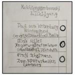 Emma - Voting Ballot