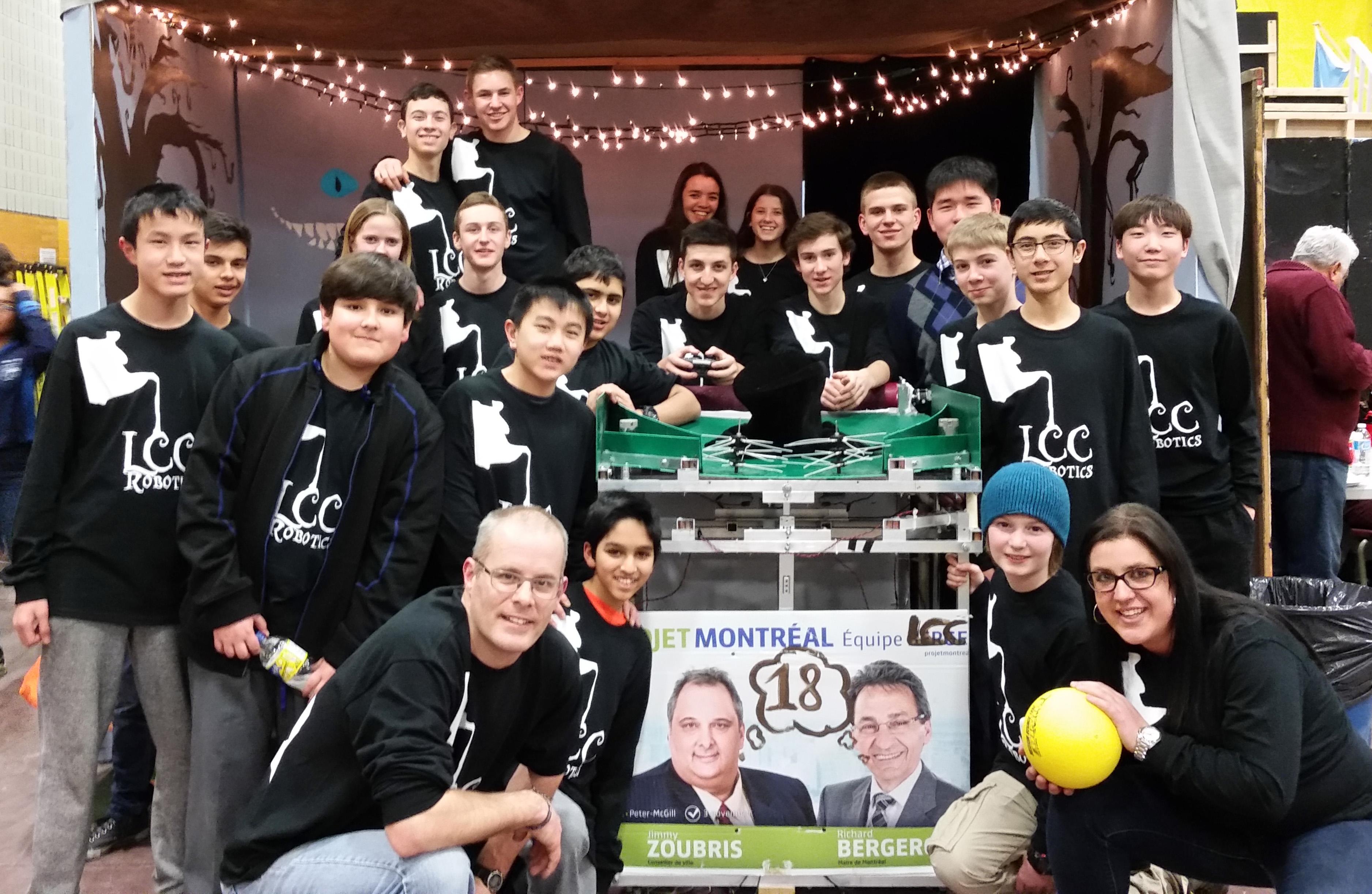 robotic team 2015